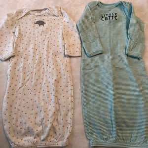 Other - Baby boys gowns and bibs